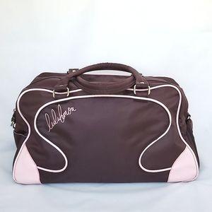 Lululemon Vintage Dance Studio Duffle Bag